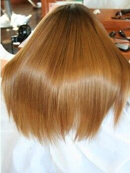 美容室 アンビー 新高円寺(envie)の写真/【トリートメントとのセットメニューも豊富!】髪の状態を見極めながら最適なトリートメントをしてくれる♪