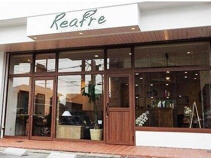 リーフレ(Reafre)の写真