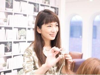 ヘアーアンドファッションシオミエイチ (hair&fashion shiomi H)の写真/《神戸唯一のノンダメージサロン(R)公式認定》有名誌も手掛ける実力派stylist揃い。高い満足度の[shiomi H]
