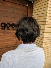 ゴエン(goen hair lounge)マッシュボブ☆