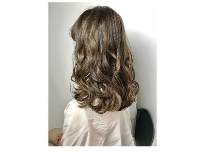 ヘアーメイク シャンプー(hair make shampoo)の写真