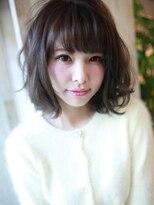 アグ ヘアー ドレス 喜久田店(Agu hair dress)☆小顔ゆるふわミディアム☆