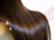 スピンヘアフラッフィ(Spin hair fluffy)