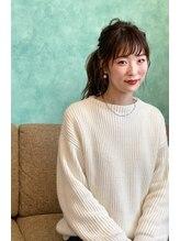 アンブル ヘアデザインアンドヒーリング 喜多町店(Amble hair design&healing)ASUMI