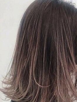 """ロゼッタ(Rosetta)の写真/国内で希少なオイルカラー""""iNOA""""やSNSで話題の""""イルミナカラー""""取扱店☆お洒落女子達の髪色も思いのまま*"""