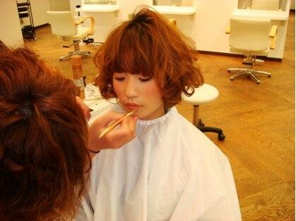 ヘアーメイクガーデン(hair make Garden)の写真