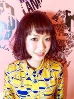 パーマネントガレージ(Parmanent Garage)☆ピンクボルドー☆Bob