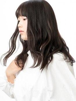 マリィズ 西院(Marry's)の写真/【TOKIOインカラミトリートメント】毛髪強度回復率140%◎傷んだ髪も最上級のサラサラ艶髪へ導いてくれる。