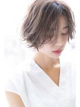 ハッチヘアー(Hacchi hair)大人ヌケ感ショート