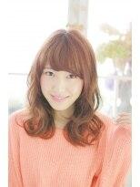 美髪デジタルパーマ/バレイヤージュノーブル/クラシカルロブ/333