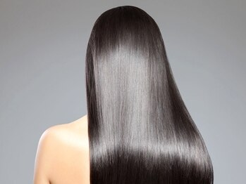 グランマルシェ GH(Grand Marche GH)の写真/【コロナ対策実施◎】本物の美が体験できるコンプレックス解消型髪質改善サロン♪潤艶なサラサラヘアに―。
