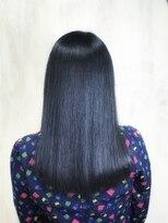 アンフィフォープルコ(AnFye for prco)ジュエリーシステム×縮毛矯正でつるつるの艶髪♪