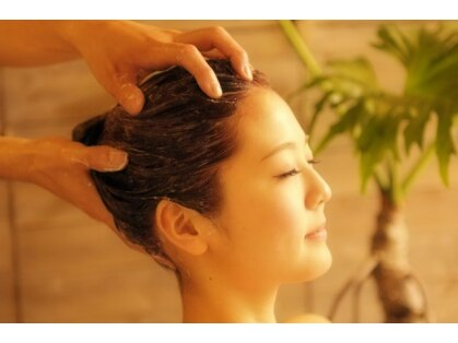 新宿 セイヴィアン ヘアーギャラリー(Savian Hair garelly)の写真
