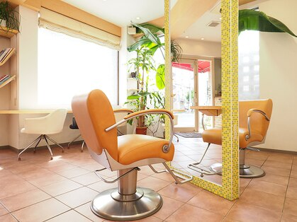 ヘアーメイク ワンズカラー 西明石店(hair make 1's Color)の写真