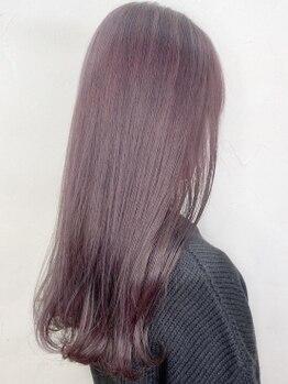ベレッタ ネヤガワ(veretta. neyagawa)の写真/今までの縮毛矯正との違いを実感!髪質改善サロンだからできる、憧れの感動ストレートが手に入る◎