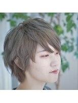 ロイ ヘアルーム 草加店(Roy hairroom)☆ショート☆