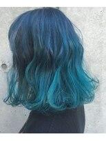 ピープル(people)BLUE COLOR