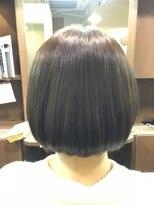 ヘアーメイク プリュム(Hair make Plume)ダークグレージュ