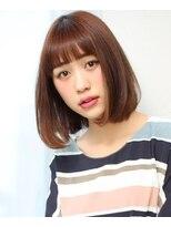 ジョエミバイアンアミ(joemi by Un ami)【joemi】セミウェット ワンサイド タンバルモリボブ (大島)
