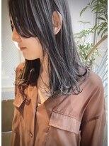 クリアオブヘアー リット(CLEAR of hair LiT)インナーハイライト