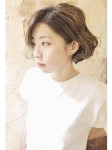 マギーヘア(magiy hair)magiy hair [nico] 下北沢 小顔 ショートボブ  サイド