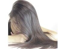 インデックスヘア 瑞江店(in'dex hair)の雰囲気(お客様のご要望の色相に幅広くお答えします。保護剤も豊富。)