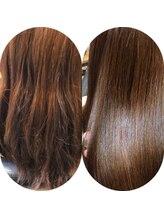 ビビット アール(vivid R a';r)髪質改善Reviveトリートメント