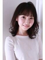 【簡単スタイリング】ナチュラルウェーブ 千葉駅美容室Gree川崎