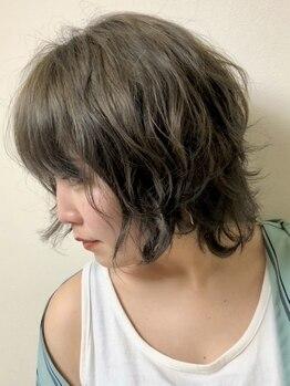ヴィオ(hair make ViHo)の写真/今より一歩先のトレンドを[hair make ViHo]で☆一人ひとりの悩みに合わせてのご提案もさせていただきます♪