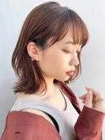 ガーデントウキョウ(GARDEN Tokyo)【GARDEN荒井夏海】ふんわりレイヤーロブ