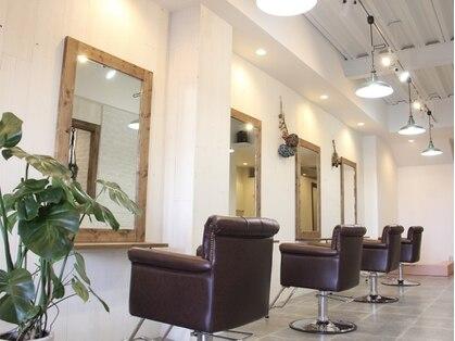 ヘアーサロン リベット(hair salon Libett)の写真