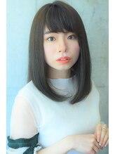 ヘアーアンドビューティストーリア 蒲田店(hair beauty STORIA)【STORIA蒲田店】ツヤミディアム♪