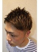 ディスパッチヘアー 甲子園店(DISPATCH HAIR)サマータイムショート