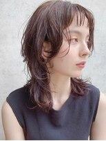 ビジョンアオヤマ (VISION aoyama)ハイレイヤーのデザインカットstyle