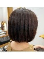 ウルヘアイーズ(ulu.hair ease)シンプルボブ