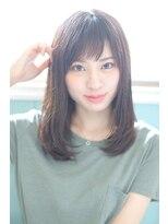 ジーナフクオカ(Zina FUKUOKA)☆Zina☆まとまりのいいサラツヤストレート