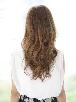 インデックスヘア 瑞江店(in'dex hair)の写真/艶やかさ/まとまり/潤いが持続する《4STEPプレミアムトリートメント》周りから褒められる、うるツヤ髪へ☆