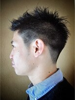 Gentleman cut No.07(Contemporary style)