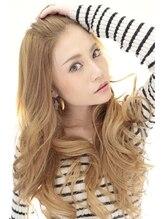 ヘアメイク シェリー(Hair Make SHELLY)☆外国人風グラマラスカラー☆