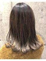 レックスヘアーインターナショナル(REX HAIR INTERNATIONAL)【REX 心斎橋】 グレージュドライフラワーカラー