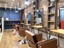 アグ ヘアー エルモ 松山大街道店(Agu hair elmo)の雰囲気(こだわり抜かれた空間。癒しのサロンtimeを♪)