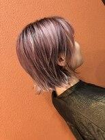 コレット ヘアー 大通(Colette hair)BoB Pink☆