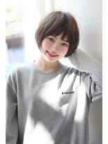 アンアミ オモテサンドウ(Un ami omotesando)【Un ami】《増永剛大》 2021、大人かわいい、小顔ショートボブ