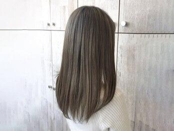プログレス 荻窪店(PROGRESS)の写真/【くせ毛やうねりが気になる方必見】流行のストカールや柔らかい質感のストレート等、貴方のなりたいが叶う