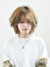 ☆経験豊富なスタイリストがオーダーメイドで提案する☆小顔矯正カット☆