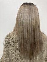 コレットヘア(Colette hair)◎ミルクティーオリーブベージュ◎