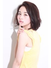 ロータス ヘアデザイン 西船橋店(Lotus Hair Design)【Lotus hair design】 キュートフレンチボブ♪