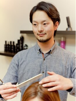 エイムヘアーフォーメン(Aim hair for men)の写真/気軽に通えるメンズ専門【Aim hair for men】妥協を許さないオーナーが自分史上最高の仕上がりに導きます!!