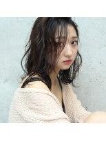 フェス カットアンドカラーズ(FESS cut&colors)ピンクグレージュスタイル『FESS 鶴丸』