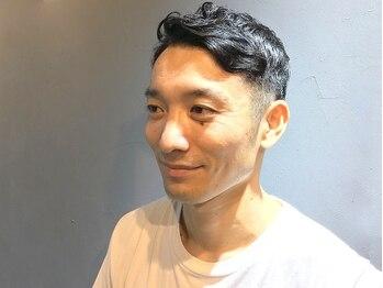 アンドワークス カシワ(&WORKS kashiwa)の写真/≪深夜24時まで営業≫大人メンズ必見!圧巻のカット技術で男らしさを引き立てる清潔感UP&好印象STYLE♪